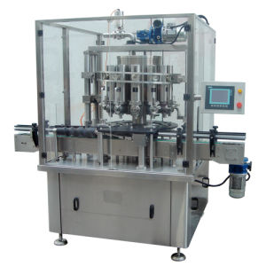 Automatic Rotary Piston Filling Machine (CS-12/18)