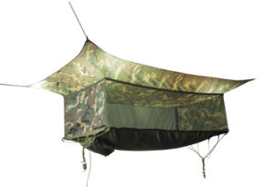 Militray Jungle Camouflage Waterproof Single Hammock (RS13-01E) pictures & photos