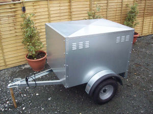 Dog Trailer (WT-DT1)