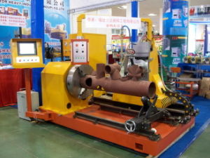 CNC Tube Profile Cutting Machine pictures & photos