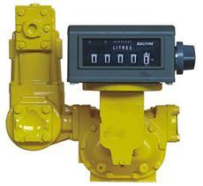 Indusrial Positive Displacement Flowmeter