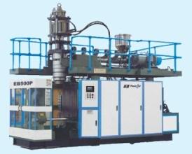 Extrusion Blow Molding Machine (EB250P/EB500P)