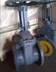 Cast Iron OS&Y Gate Valves Class125 pictures & photos