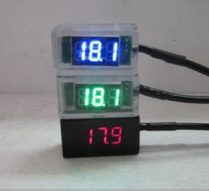 Digital DC Voltmeter