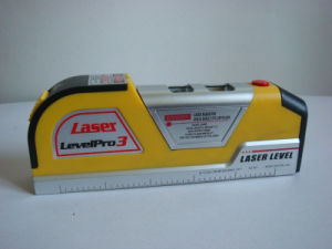 4 in 1 Laser Level Tape Mueasure (QY-LL2502) pictures & photos