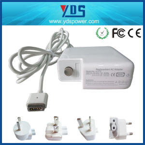 Magsafe 1.0 (T/L type) Charger for Apple 85W pictures & photos