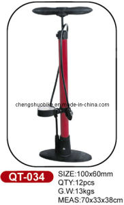 Popular Design Bike Pump Qt-034 in Hot Selling pictures & photos