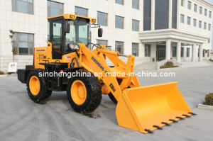 102HP 1 M3 3 Ton Hydraulic Loader, Mini Hydraulic Loader pictures & photos