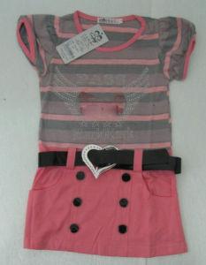 New Fashion Pretty Girl′s Dress