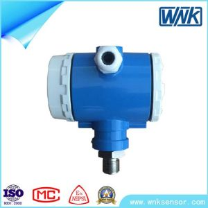 Directed Mounted 4-20mA Pressure Transmitter with LCD Indicator pictures & photos
