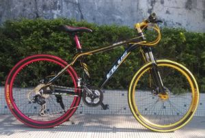 26 Inch 24 Speed Aluminium Alloy Moutain Bike From China pictures & photos