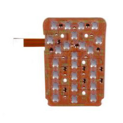 Flexible PCB Board (FPC) for Communication Devices, Enig Protoboard (FL898)
