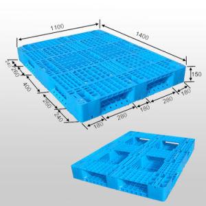1400*1100mm Heavy Duty Rackable Plastic Pallet pictures & photos