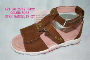 Children Leather Shoe (2767-0422)