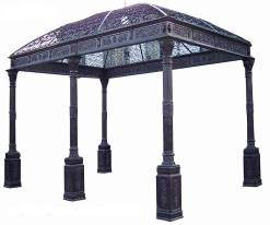 Cast Iron Gazebo (XY0977)