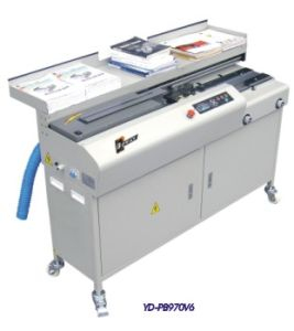Perfect Thermal Glue Book Binding Machine YD-PB970V6 pictures & photos