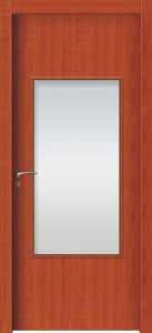 WPC Interior Doors, WPC French Door (KG20)