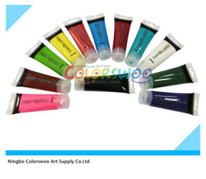 12*75ml Non Toxic Acrylic Paint for Students and Artist pictures & photos