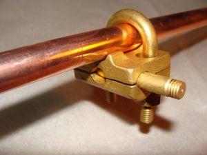 Copper Alloy U-Bolt Clamp pictures & photos
