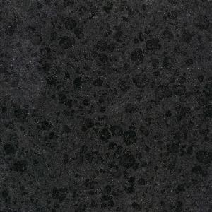 Flamed G684 Black Granite Outdoor Floor Tiles (BF-0627-04)