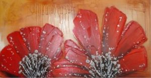 Flower Oil Painting -1 pictures & photos