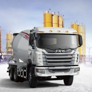 6*4 Cement Mixer Truck pictures & photos