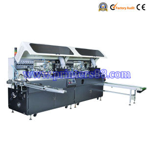 Two Color Automatic Screen Printing Machine pictures & photos