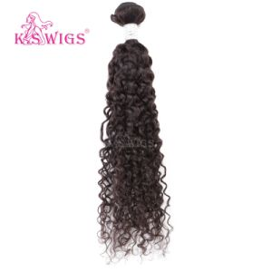 Unprocessed 100% Malaysian Virgin Remy Hair Weaving Deep Wave pictures & photos