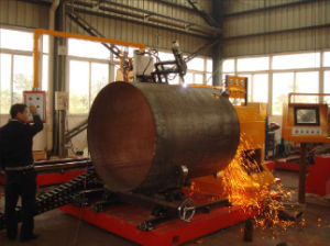 Pipe Flame Cutting Machine (CNCXG800--5 Axis) pictures & photos