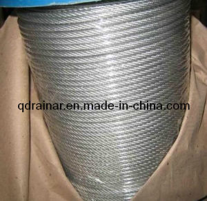 Gi or Stainless Steel Wire Rope