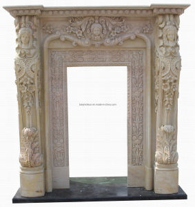 Marble Door Surrounding (DF325) pictures & photos