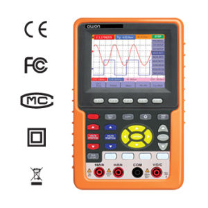 Handheld Series Digital Storage Oscilloscope (HDS3102M-N 100M)