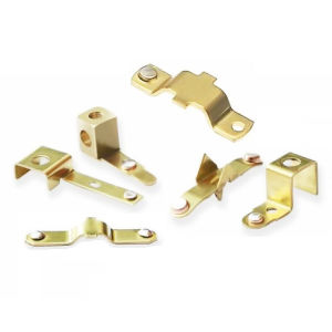 Electrical Equipment Performance Brass Contact pictures & photos