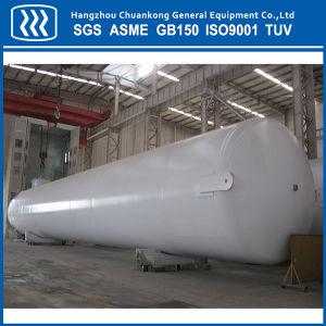 Stainless Steel Horizontal Liquid Storage Tank pictures & photos
