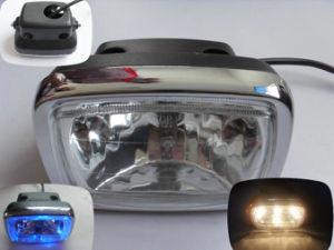 Cg125/CDI 125 LED Head Light (JFW-HZ-4)