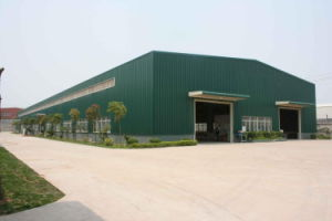 Prefebricated Steel Structure Shed pictures & photos