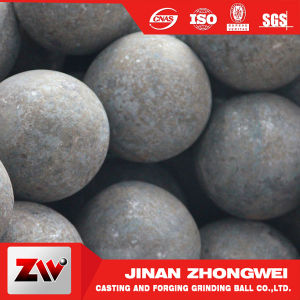 Good Wear Resistance Material 60mn Forged Steel Ball pictures & photos