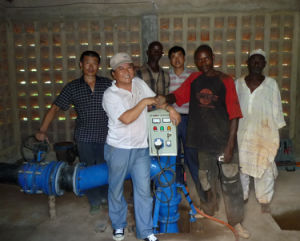 Small Water Turbine for Small Hydro Power Project (HPP) pictures & photos