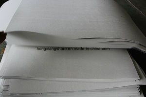 Needle Punched Polyester Non-Woven Fabric for Shoe Inner Reinforce pictures & photos