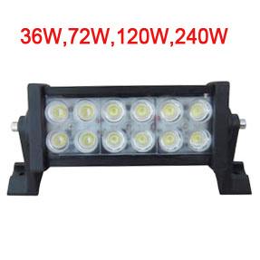 Auto LED Working Light/Lamp 5 LEDs 12V/24V (DD-LED-1)