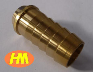 Brass Flare Hose Barb Fitting