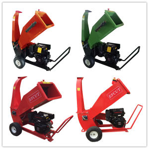 Cost Effective Wood Chipper Shredder Chipping Machine for Garden Care pictures & photos