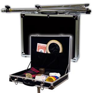 Tripod Briefcase Table Set