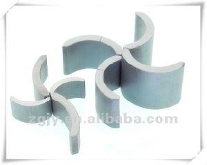 Fan Motor Magnet Ferrite Tile pictures & photos