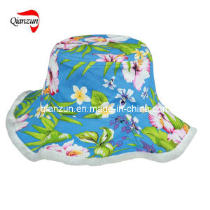 Outdoor Leisure UV Protection Fabric Cotton Fisherman Caps Bucket Hats Caps (ZJ-6901) pictures & photos