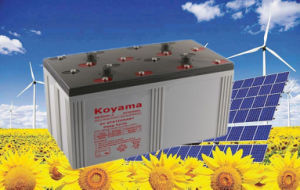 Top Quality 3000ah 2V off Gird System Battery Solar Battery pictures & photos
