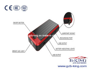 Portable 12000mAh Car Jump Starter pictures & photos
