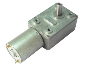 China 12v 24v Dc Micro Worm Gear Motor Wgm370 China Worm Gear Motor Dc Worm Gear Motor