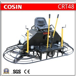 Cosin CRT48 Gasoline Ride on Power Trowel Machine, Double Trowel