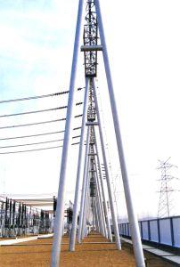 220kV A Shape Substation pictures & photos